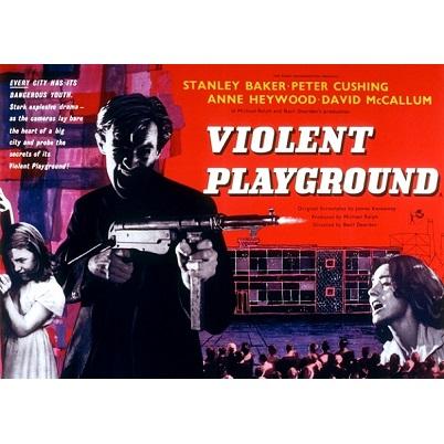 Violent Playground (1958)