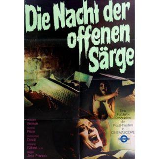 Die Nacht Der Offenen Särge (1972)