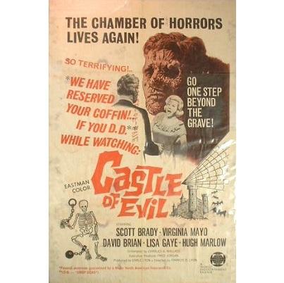 Castle Of Evil (1966)