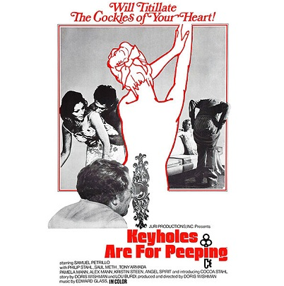 Keyholes Are For Peeping (1972)