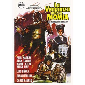 La Venganza De La Momia (1973)