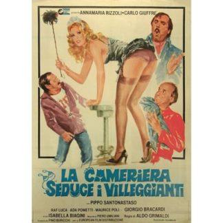 La Cameriera Seduce I Villeggianti (1980)