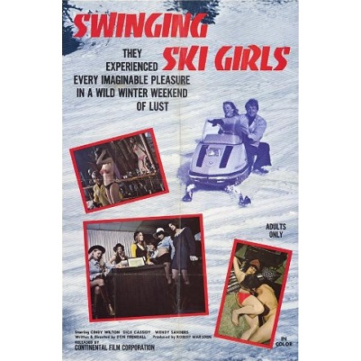 Swinging Ski Girls (1975)