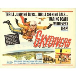 The Skydivers (1963)