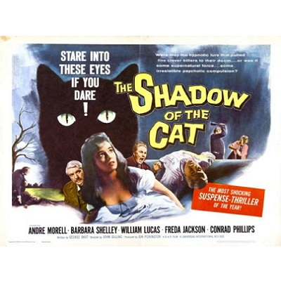 The Shadow Of The Cat (1961)