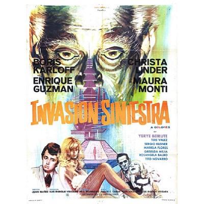 Sinister Invasion (1968)
