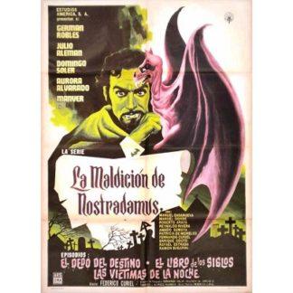 Curse Of Nostradamus (1960)