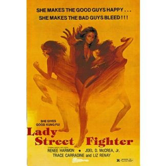 Lady Street Fighter (1981)