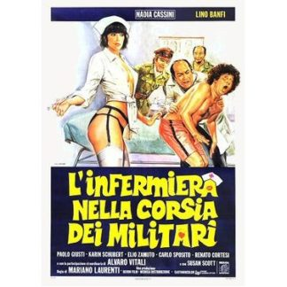 L'infermiera Nella Corsia Dei Militari (1979)