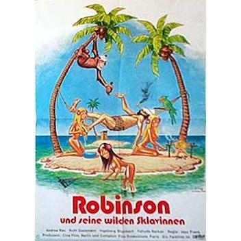 Robinson Und Seine Wilden Sklavinnen (1971)