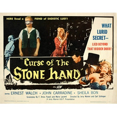 Curse Of The Stone Hand (1964)