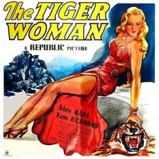 The Tiger Woman (1945)