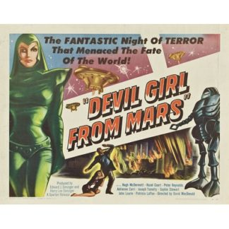 Devil Girl From Mars (1956)