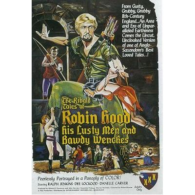 The Ribald Tales Of Robin Hood (1969)