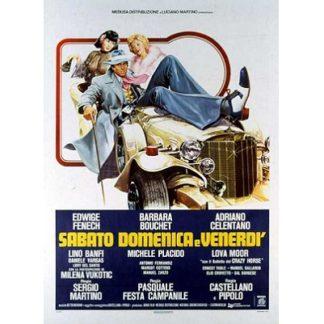 Sabato, Domenica E Venerdi (1979)