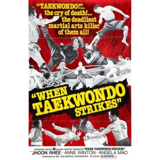 When Taekwondo Strikes (1973)