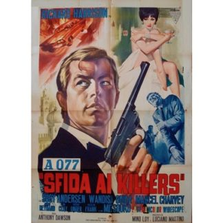 Killers Are Challenged (1966)