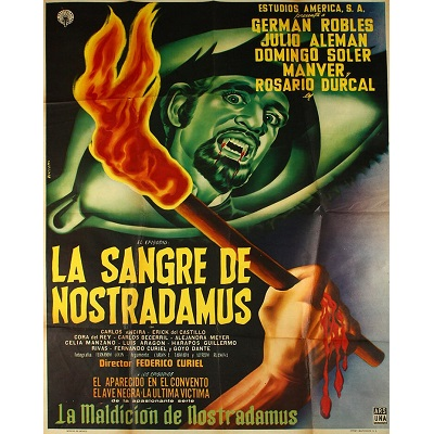 Blood Of Nostradamus (1960)