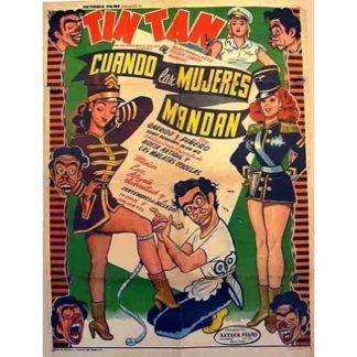 Cuando Las Mujeres Mandan (1951)