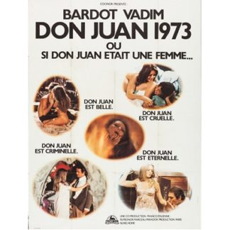 Don Juan, Or If Don Juan Were A Woman (1973)