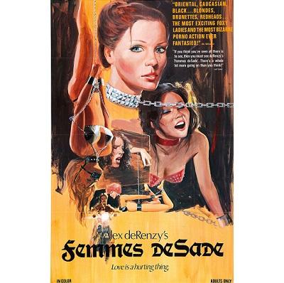 Femmes De Sade (1976)