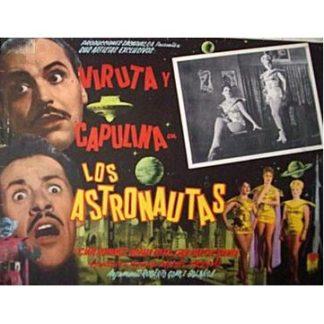 Los Astronautas (1963)