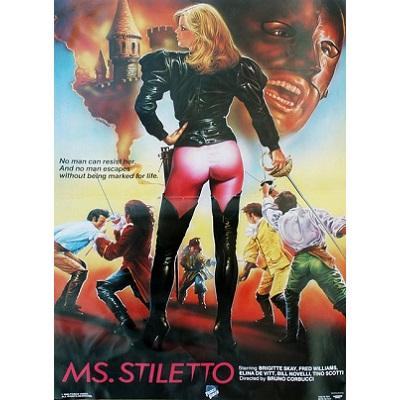 Ms. Stiletto (1969)