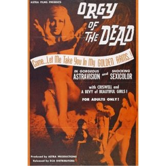 Orgy Of The Dead (1966)
