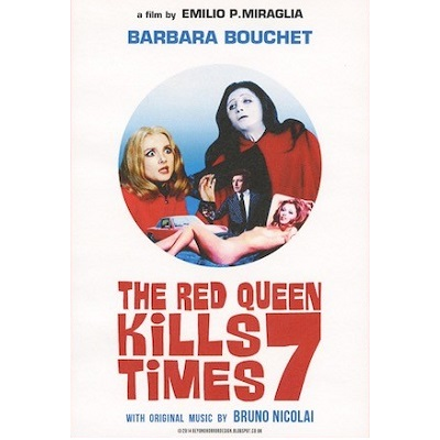 Red Queen Kills 7 Times (1972)
