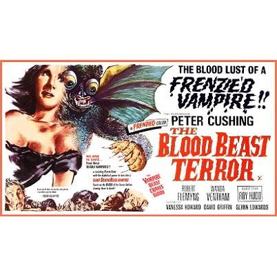 The Blood Beast Terror (1968)