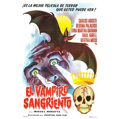 The Bloody Vampire (1962)