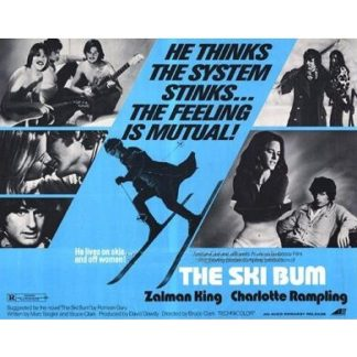 The Ski Bum (1970)