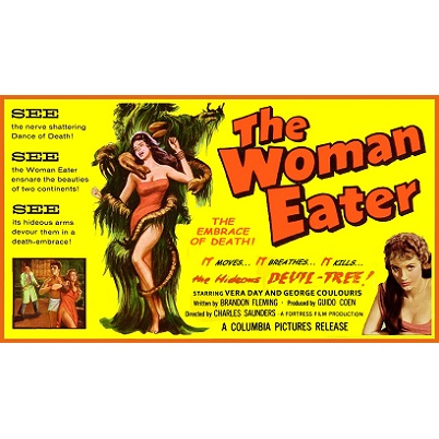 The Woman Eater (1957)