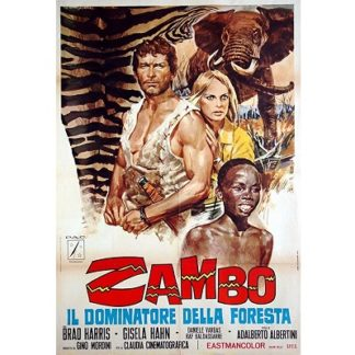 Zambo, King Of The Jungle (1972)