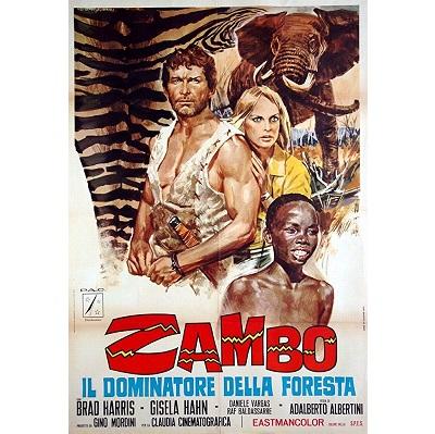 Zambo, King Of The Jungle (1972)