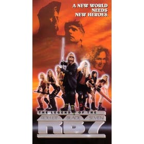 Legend Of The Rollerblade 7 (1992)