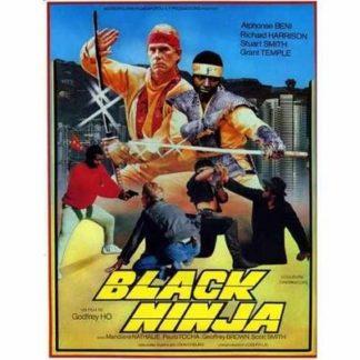 Black Ninja (1987)