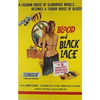 Blood And Black Lace (1965)