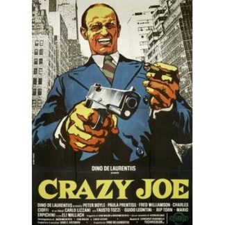 Crazy Joe (1974)