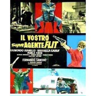 IL Vostro Super Agente Flit (1966)