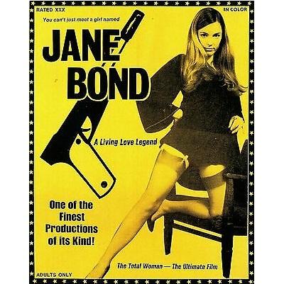 Jane Bond XXX (1973)