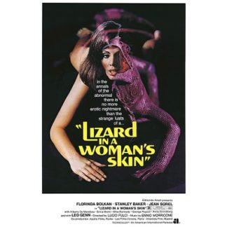 A Lizard in A Woman's Skin (1971)