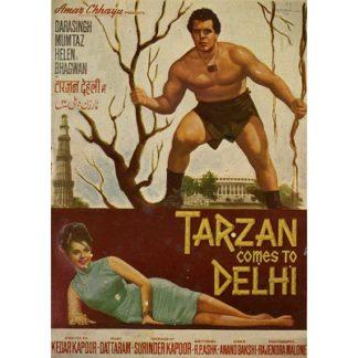 Tarzan Comes To Delhi (1965)