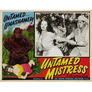 Untamed Mistress (1956)