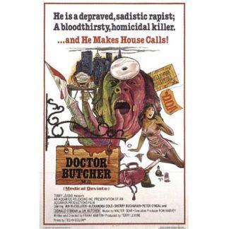 Dr. Butcher M.D. (1980)