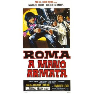 Rome: Armed To The Teeth (1976)