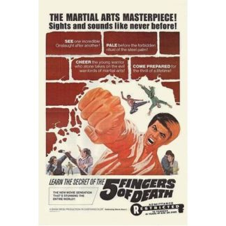 5 Fingers Of Death (1972)