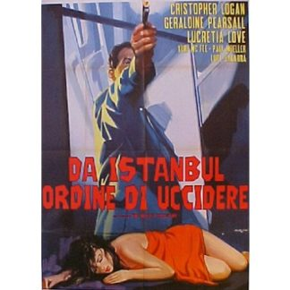 From Istanbul, Orders To Kill (1965)