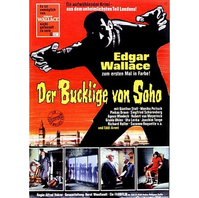 Hunchback Of Soho (1966)