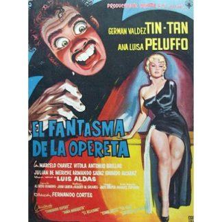 EL Fantasma De La Opereta (1960)